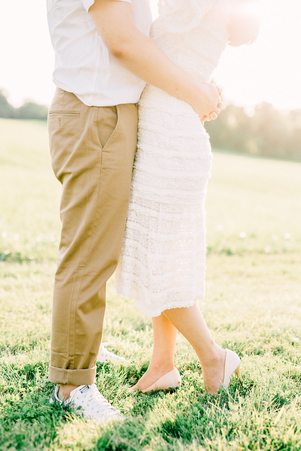 northern va engagement photographer