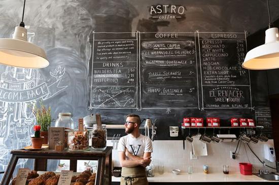 Photo Source: Astro Coffee Shop