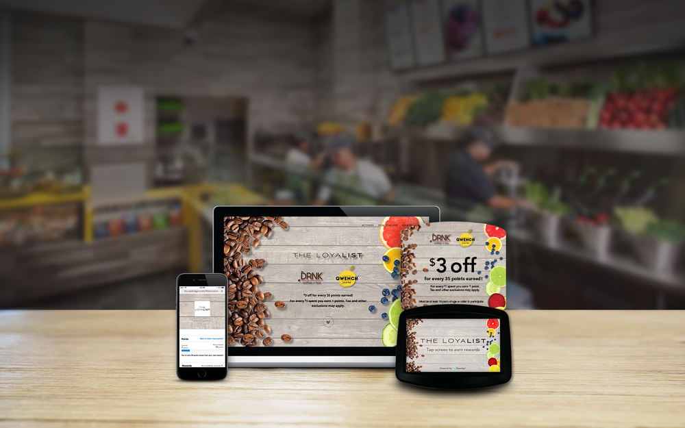 Personalized customer engagement   For your in-store, online, and mobile shoppers.   Get Started