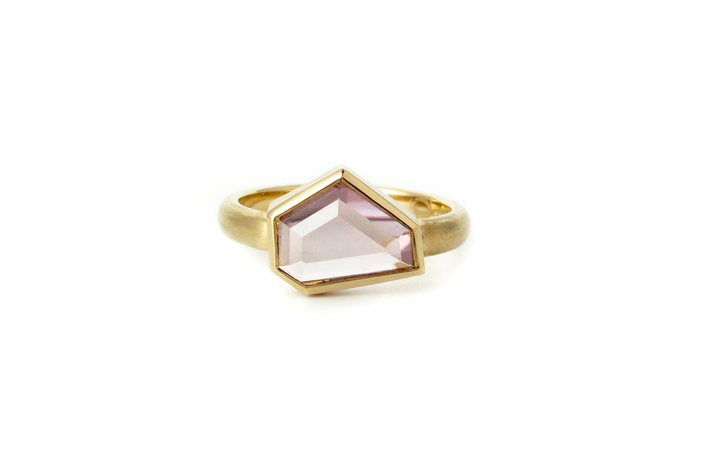 zircon freeform gold engagement ring.jpg