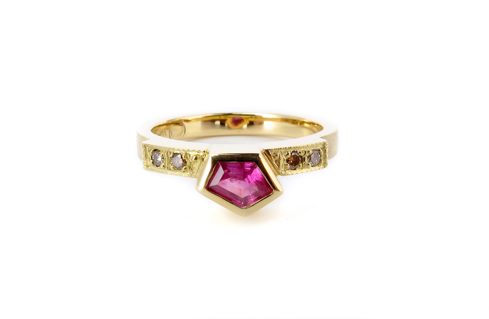 ruby freeform cognac argyle diamond engagement ring.jpg