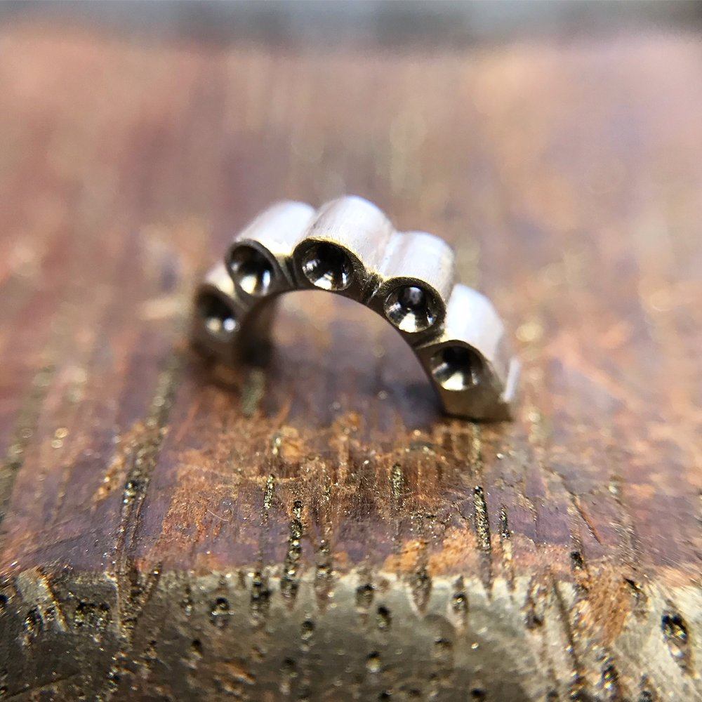 handmade wedding ring