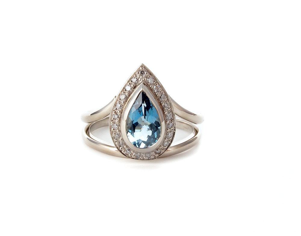 aquamarine diamond pear shaped ring.jpg