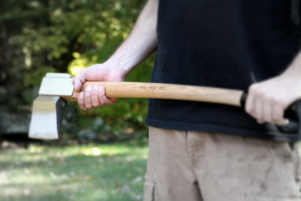 Log Splitting Axe: Helko Vario