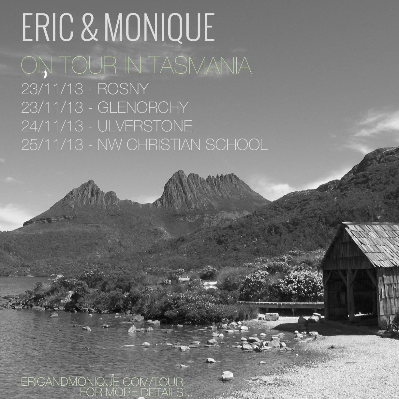 Tasmanian Tour 2013