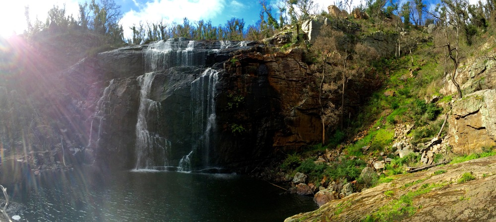MacKenzie Falls, Grampian National Park