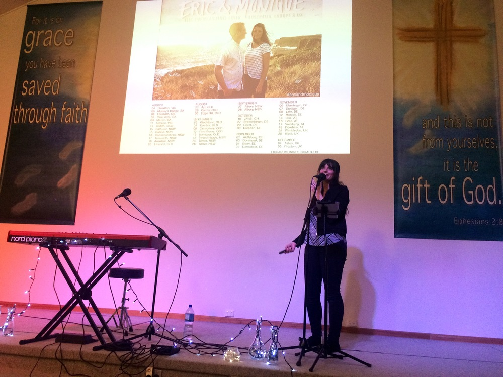 Saturday Evening at Para Vista SDA Church, Adelaide