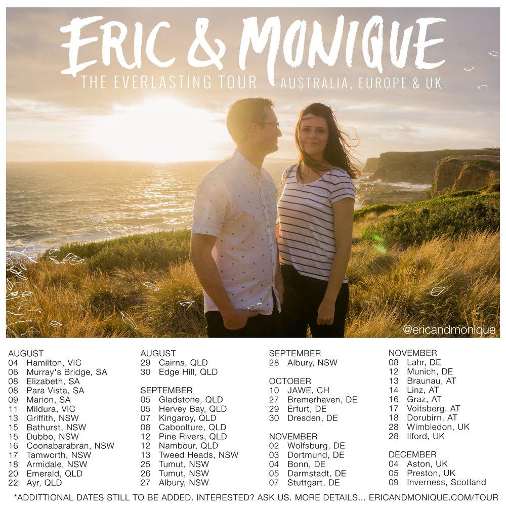 The Everlasting Tour 2015