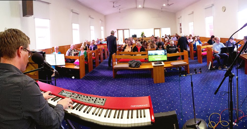 Glen Huntly SDA Church