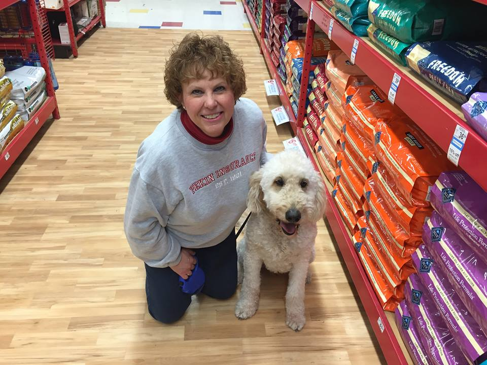 Carol and Bubba at pet store.jpg