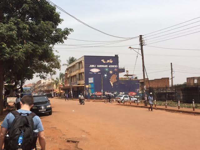 Uganda street in Jinga.jpg