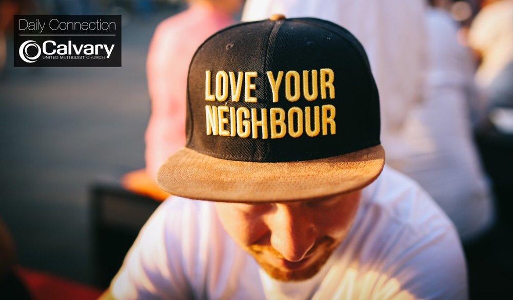 04a80a44f4c Love Your Neighbor (Jonah 1 17-2 10) — Calvary United Methodist Church