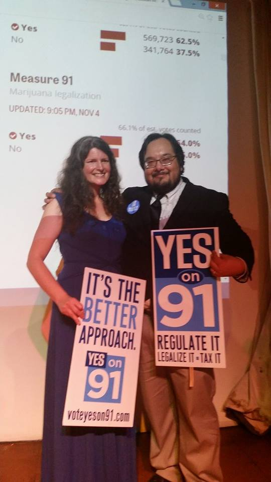 Yes on 91