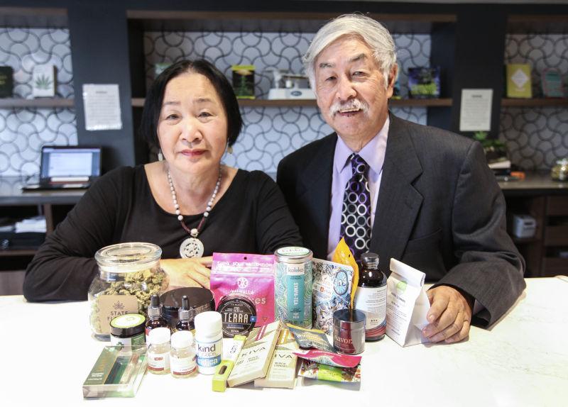 JEAN QUAN & DR. FLOYD HUEN
