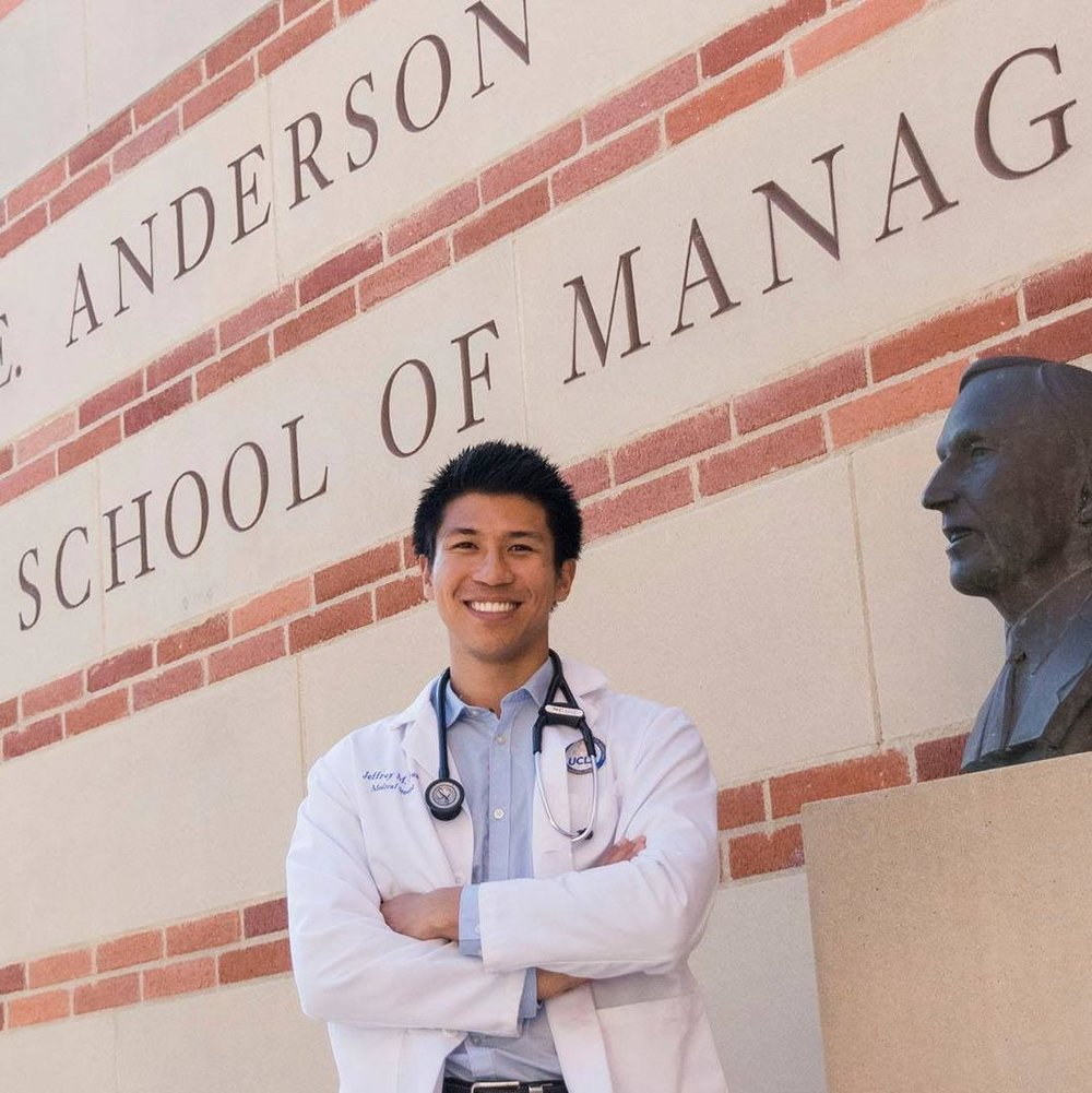 AACE INTERVIEW: Dr  Jeffrey Chen, MD/MBA UCLA — Asian