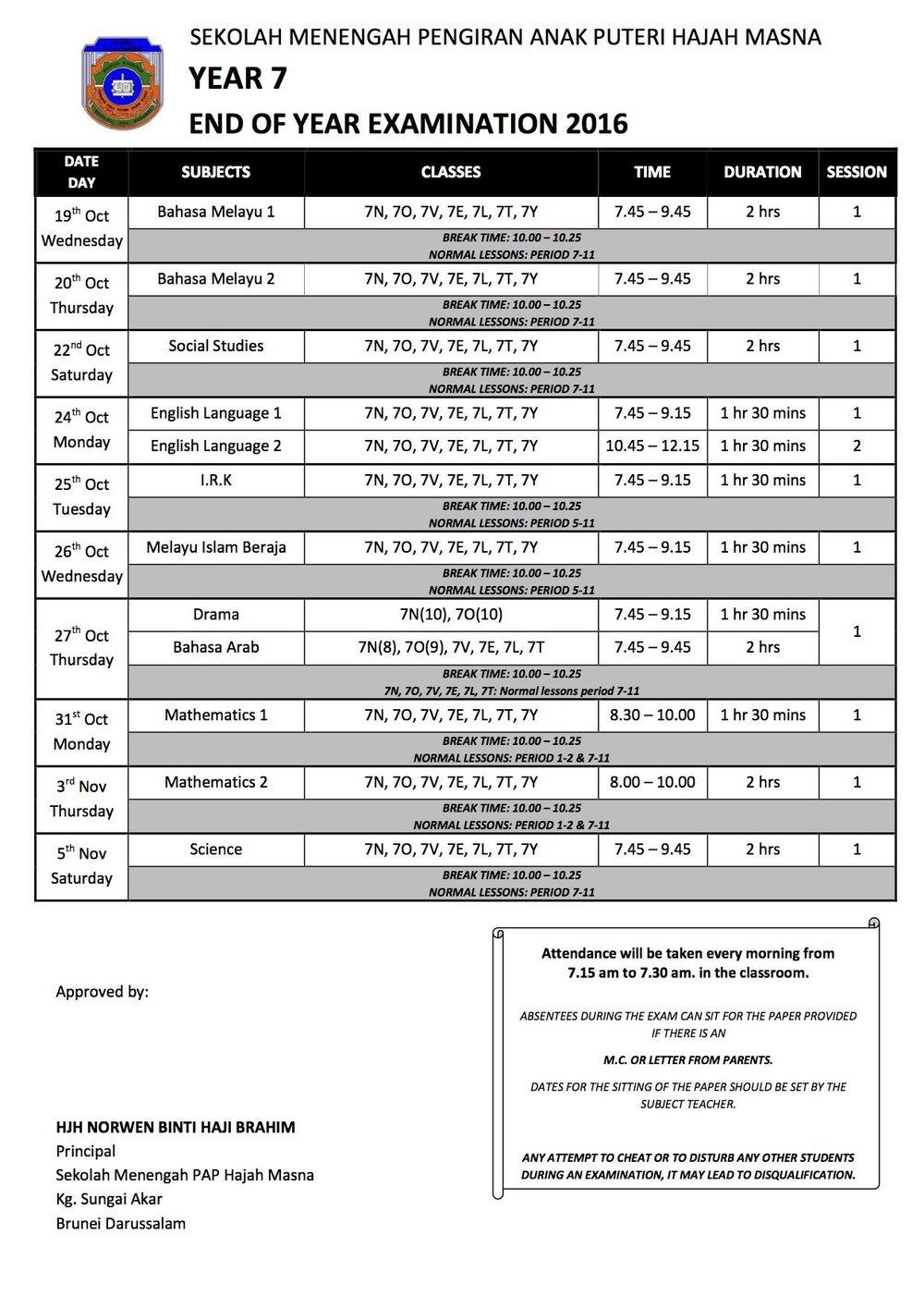 YR7 EOY Timetable 2016.jpg