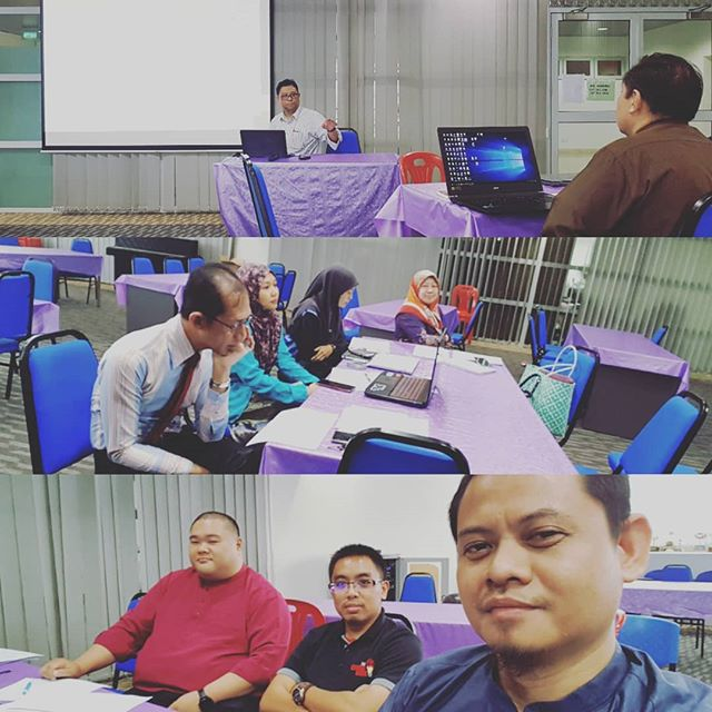 24/1/19 | Head Of Sections meeting. #latepost