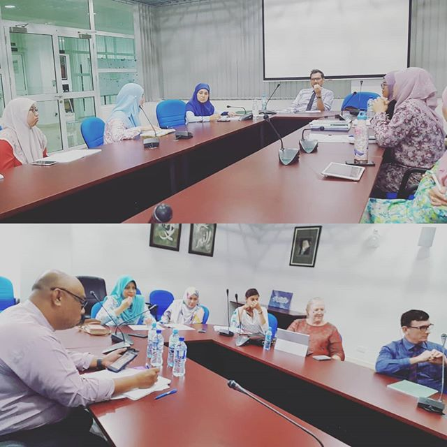 6/3/19 | Visit from LNCP team