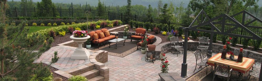 Outdoor Living | Landscape Design | Decks Patios BBQ | Anchorage AK U2014 Green  Acres Landscaping