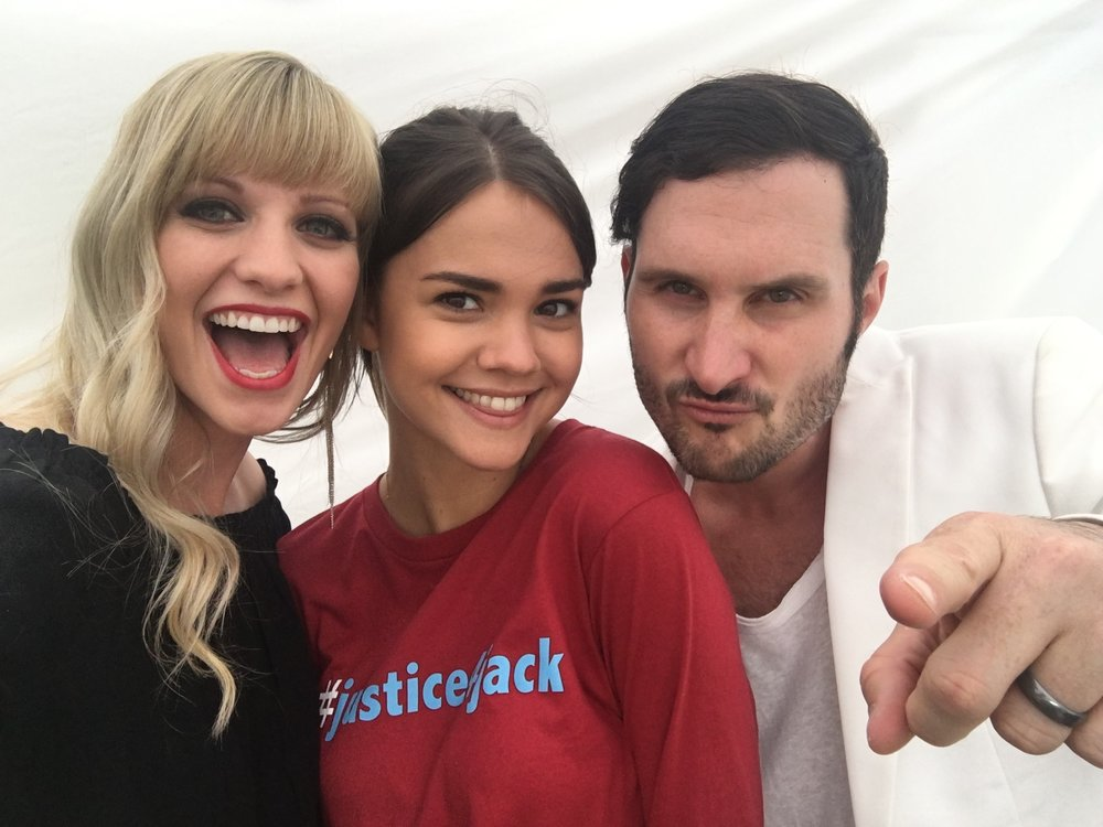 The Sweeplings with Maia