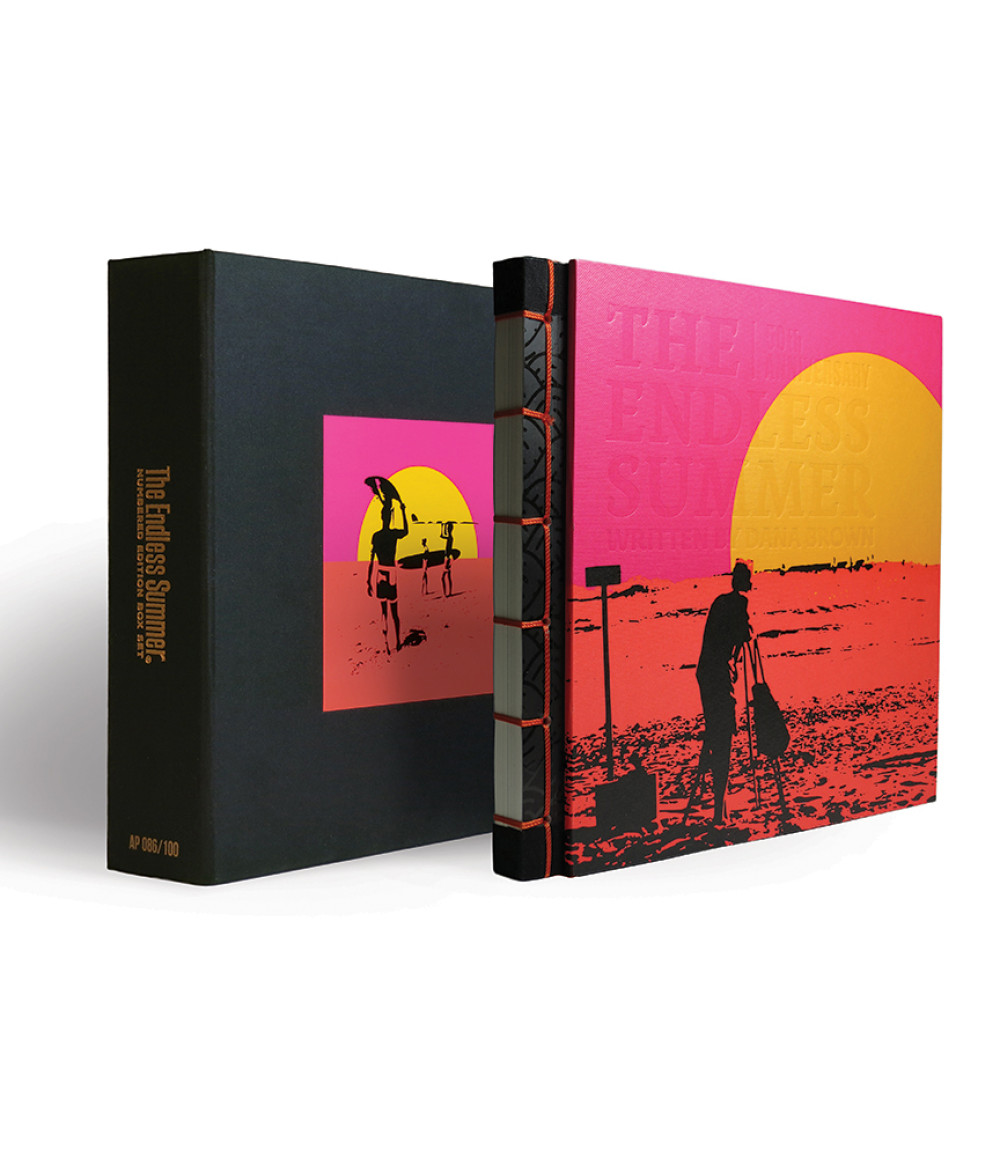The Endless Summer 50th Anniversary Book