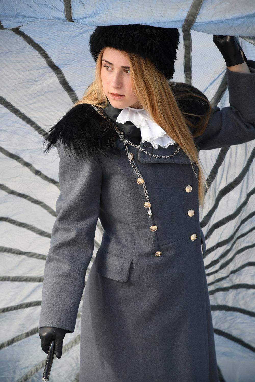 Annie military.jpg