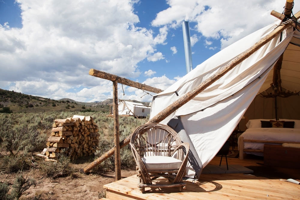 Colorado Lamb Rack.jpg side tent with firewood.jpg ... & Overview u2014 Collective Hotels u0026 Retreats