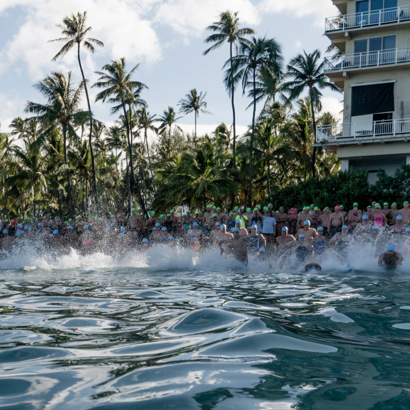 Waikiki Roughwater Swim 2016