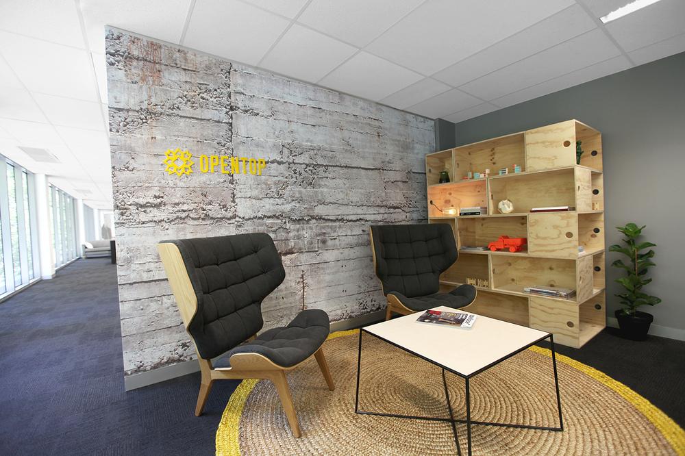 Opentop I Adele Bates design
