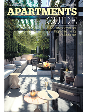 THE AGE APARTMENTS GUIDE