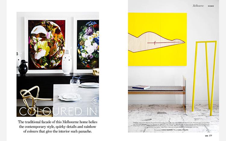 NEWS Adele Bates Interior Design Melbourne