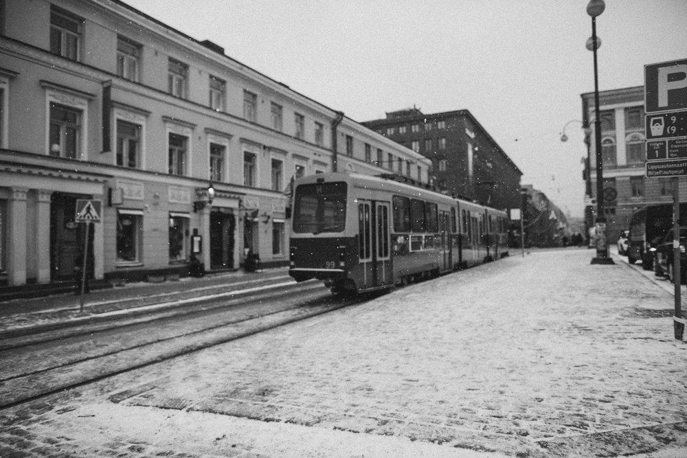 Tram system, Helsinki