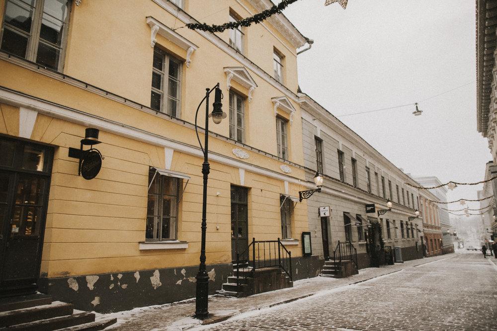 Old square, Helsinki