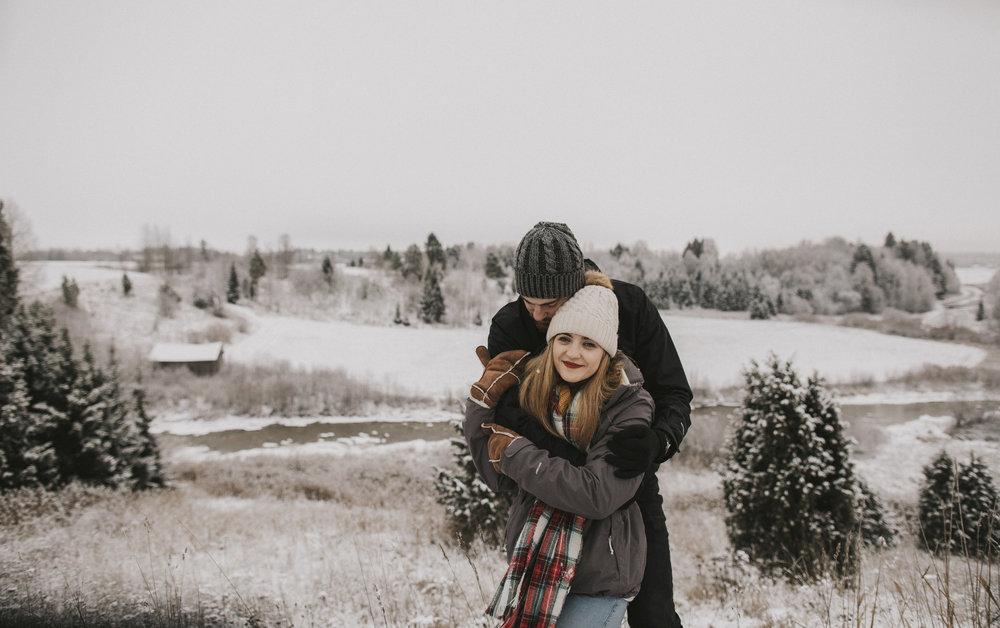 Enjoy the frozen winter
