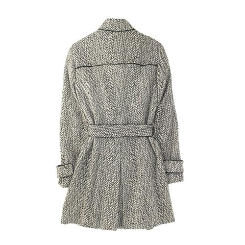 bea13426 Zara Basic Coat - Size S (fit a size 6-8) — The OpMarket