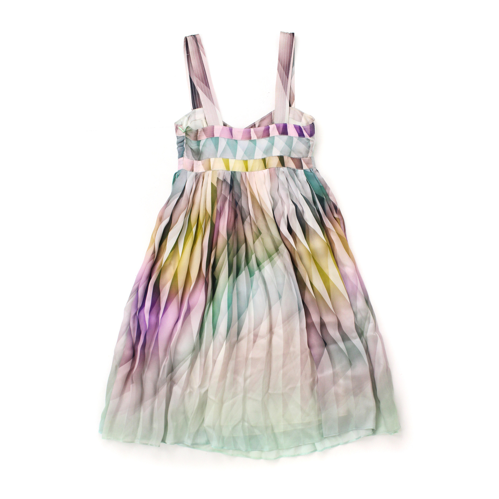 6a13ac1b9e Kookai Silks Pastel Baby Doll Dress - Size 34 (UK6) — The OpMarket