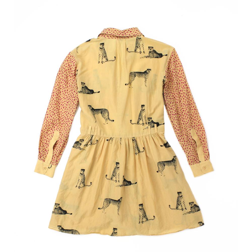 Gorman cheetah dress long