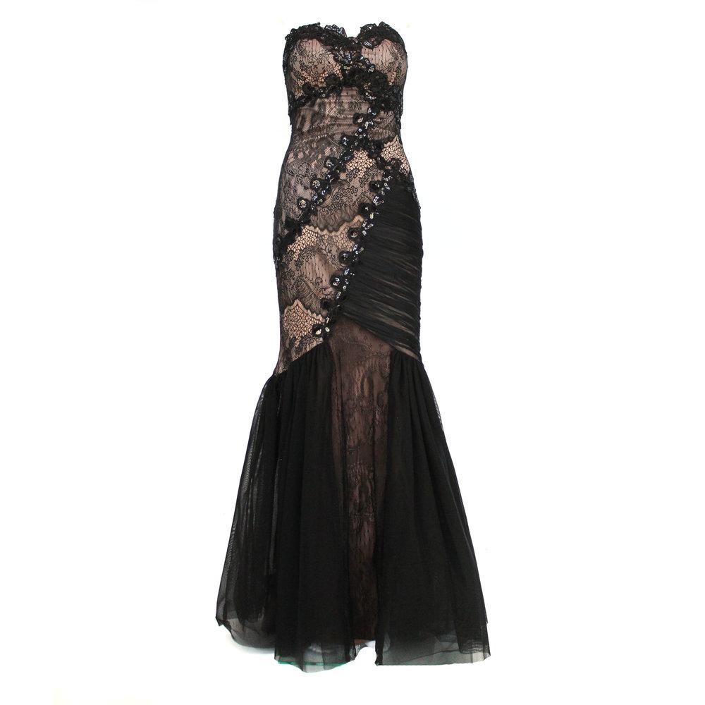 Hanni evening dresses