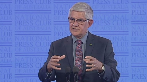 Federal Minister for Aged Care, Ken Wyatt (Image source: abc.net.au)