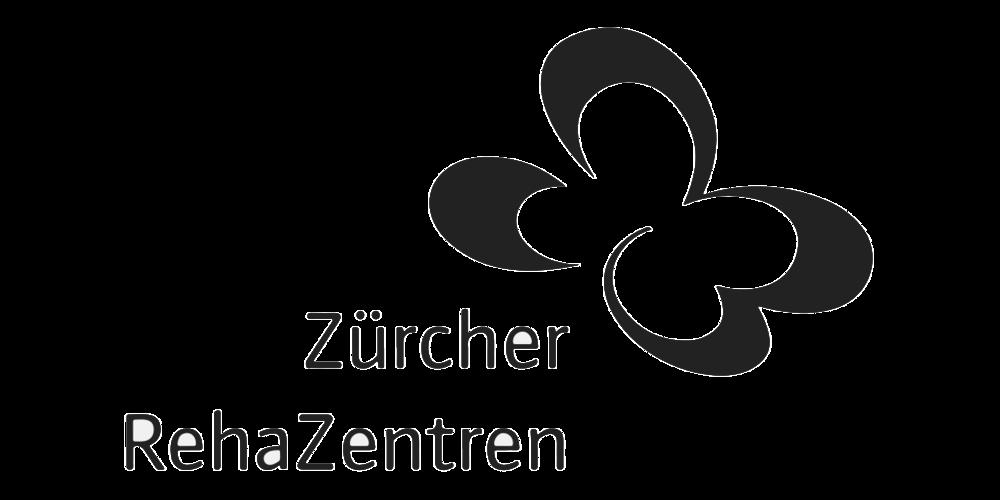 Logo der Zürcher RehaZentren
