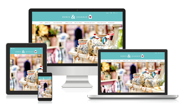 The Web Street Offers Responsive Web Design For Independent Retailers