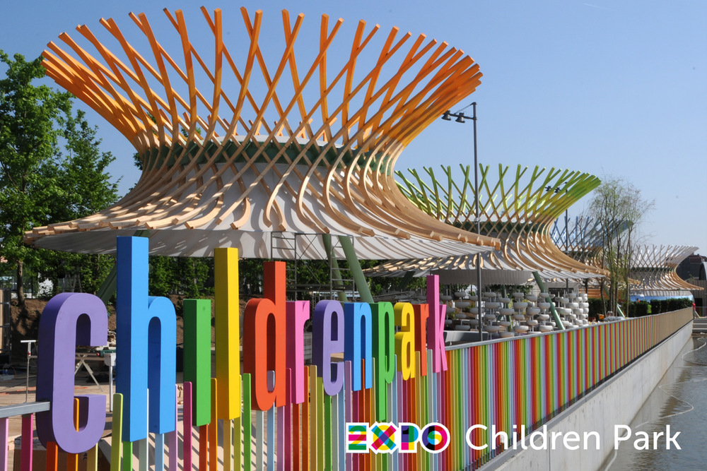 Children Park EXPO Milano 2015