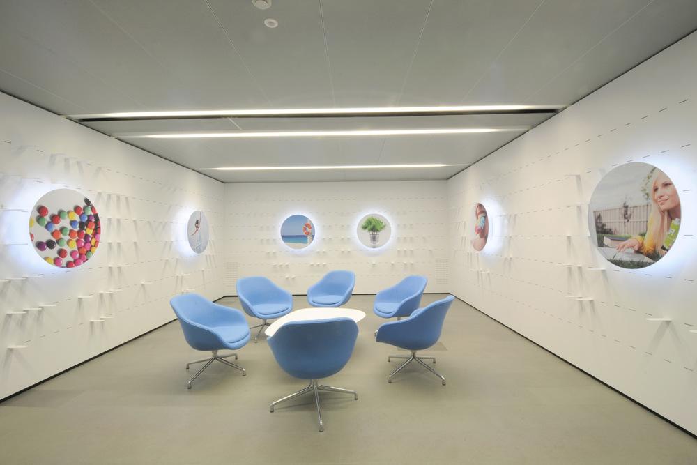 Tetra Pak Lifestyle Discovery Room, Modena