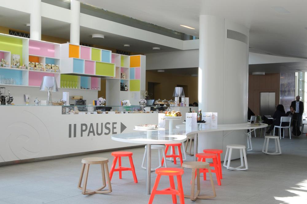 Bar Pause - Atelier dei Sapori, Reggio Emilia
