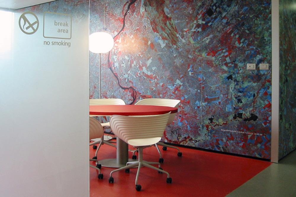 Uffici Omnitel Vodafone