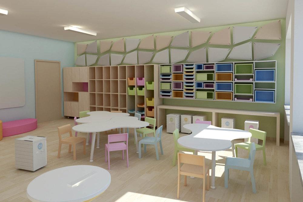 Progetto Fare Scuola - Dall'aula allo spazio educativo