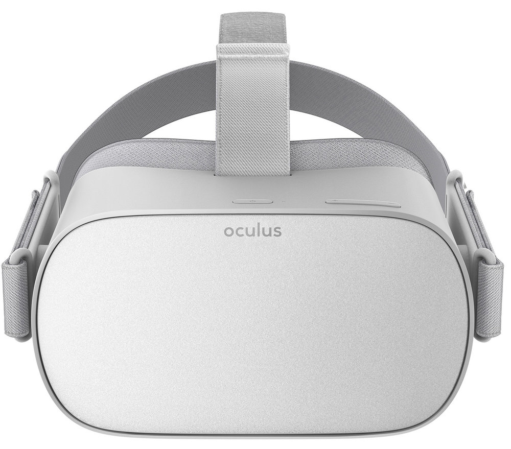Oculus Go VR headset - £180 standalone headset.