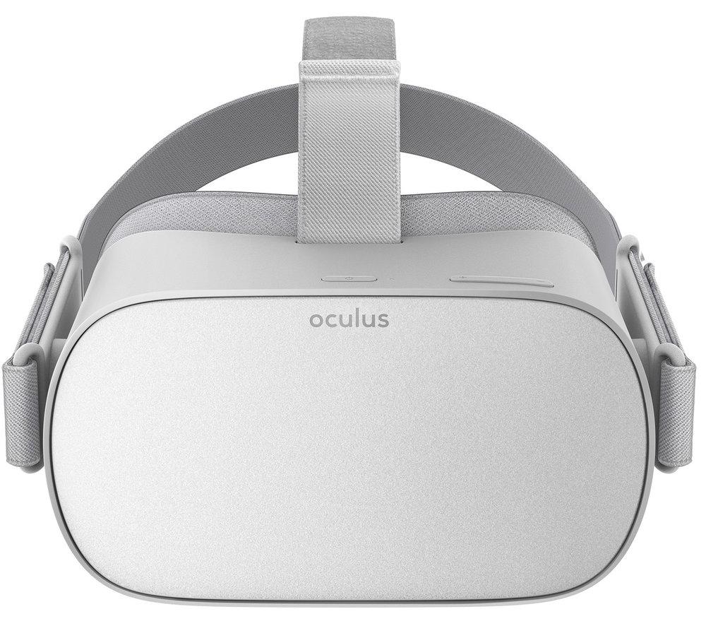 Go VR headset