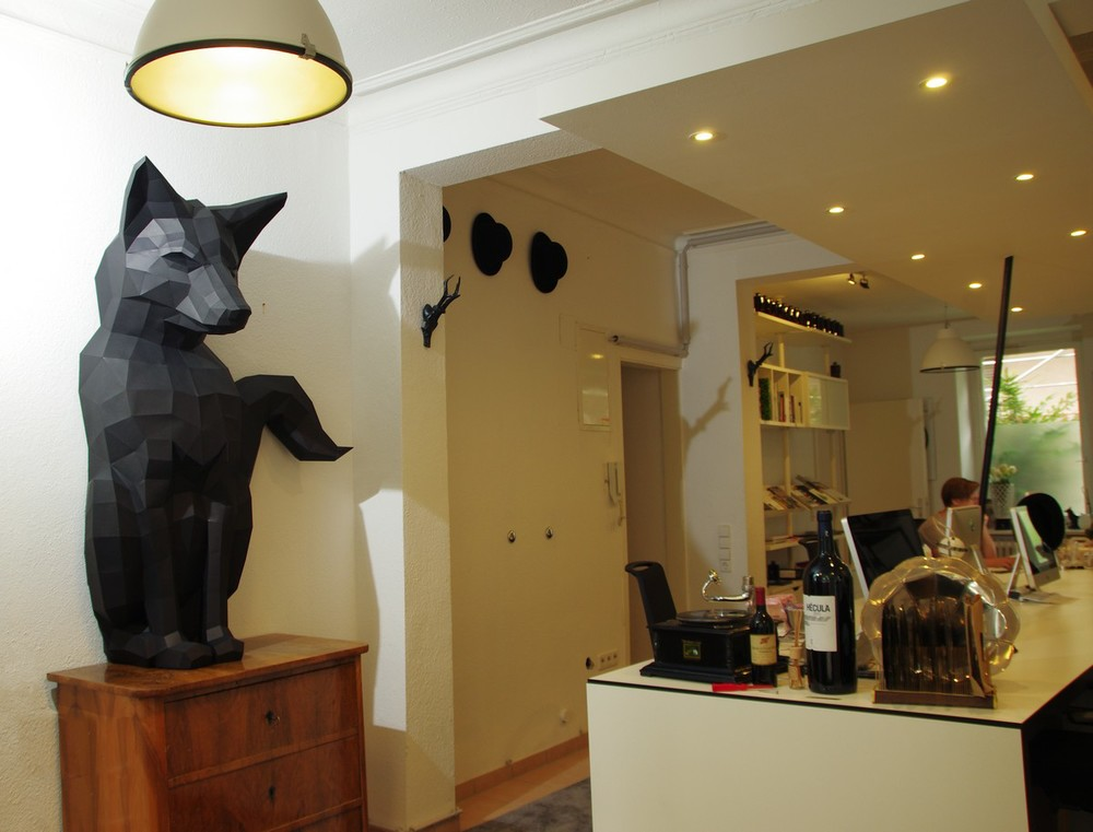 Big Black Fox for TeamPera, Agentur für Markenerlebnisse, Stuttgart, Germany