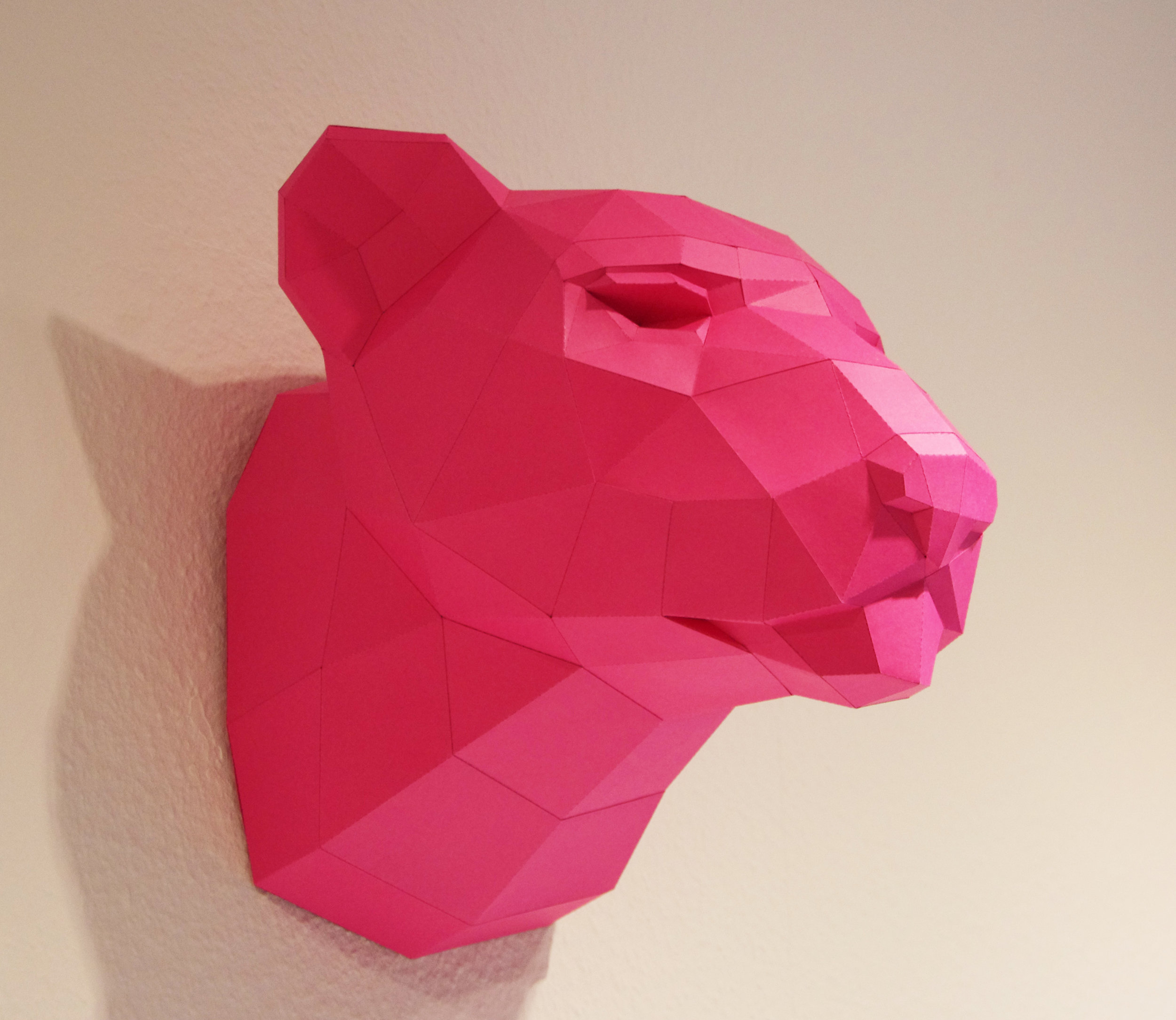 Paperwolf More Information About Dog Origami Diagram On The Site Http Static Leopard Paper Sculpture
